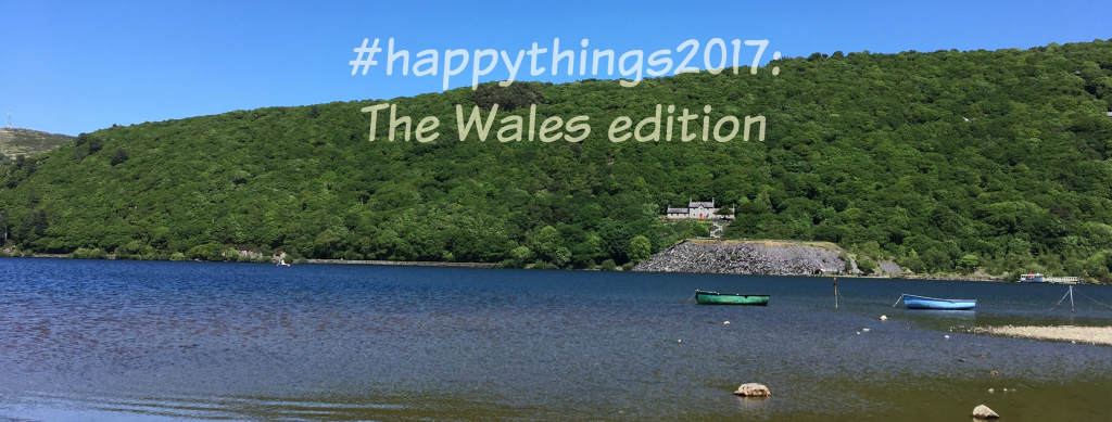 happy things 2017 the wales edition